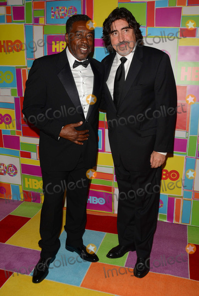 Alfred Molina Photo - 25 August 2014 - West Hollywood California - Ernie Hudson Alfred Molina Arrivals for HBOs Annual Primetime Emmy Awards Post Award Reception held at the Pacific Design Center in West Hollywood Ca Photo Credit Birdie ThompsonAdMedia