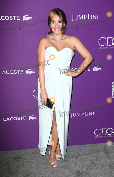 Angelique Cabral Photo - 21 February 2017 - Beverly Hills California - Angelique Cabral 19th CDGA Costume Designers Guild Awards held at the Beverly Hilton Photo Credit AdMedia