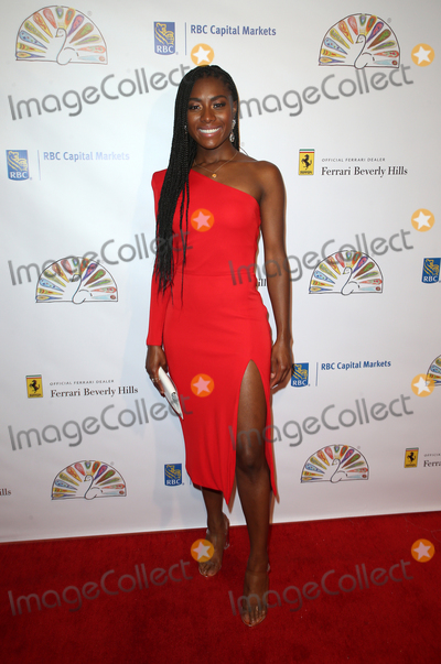 Nia Franklin Photo - 21 July 2019 - Beverly Hills California - Nia Franklin The 2019 Flaunt It Awards held at The Beverly Wilshire Four Seasons Hotel Photo Credit Faye SadouAdMedia