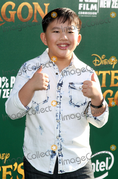 Albert Tsai Photo - 8 August 2016 - Los Angeles California - Albert Tsai Petes Dragon World Premiere held at El Capitan Theatre in Hollywood Photo Credit AdMedia