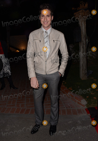 Anthony Pazos Photo - 21 January  - Van Nuys Ca - Anthony Pazos Arrivals for Sue Wong showcasing a private fashion installation held at the 94th Aero Squadron Restaurant  Photo Credit Birdie ThompsonAdMedia