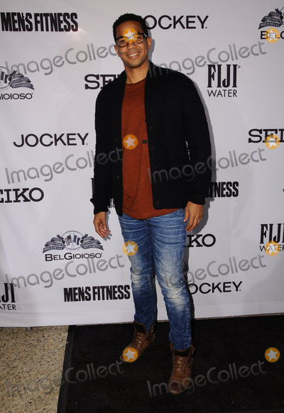 Alano Miller Photo - 28 September  2017 - Beverly Hills California - Alano MIller 2017 Mens Fitness Game Changers held at Club James of the Goldstein Private Residence in Beverly Hills Photo Credit Birdie ThompsonAdMedia