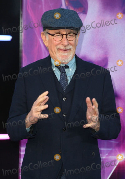 Steven Spielberg Photo - 26 March 2018 - Hollywood California - Steven Spielberg Warner Bros Pictures Ready Player One Los Angeles Premiere held at the Dolby Theatre Photo Credit F SadouAdMedia