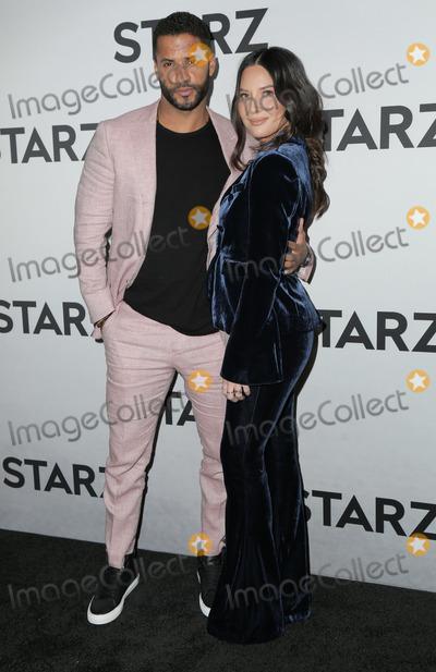 Ricky Whittle Photo - 12 February 2019 - Los Angeles California - Olivia Munn Ricky Whittle 2019 Starz Winter TCA Tour held at 71Above Photo Credit PMAAdMedia