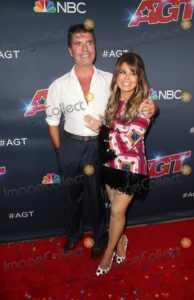 Paula Abdul Photo - 18 September 2019 - Hollywood California - Simon Cowell Paula Abdul Americas Got Talent Season 14 Finale Red Carpet held at Dolby Theatre Photo Credit FSadouAdMedia