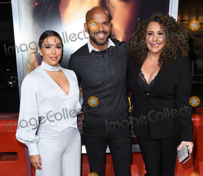 Amaury Nolasco Photo - 30 January 2019 - Los Angeles California - Eva Longoria Amaury Nolasco Diana Maria Riva Miss Bala Los Angeles Premiere held at Regal Cinemas LA Live Photo Credit Birdie ThompsonAdMedia
