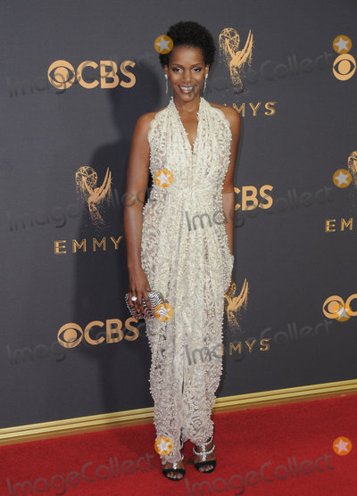 Kelsey Scott Photo - 17 September  2017 - Los Angeles California - Kelsey Scott 69th Annual Primetime Emmy Awards - Arrivals held at Microsoft Theater in Los Angeles Photo Credit Birdie ThompsonAdMedia