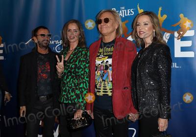 Joe Walsh Photo - 14 July 2016 - Las Vegas NV -  Ringo Starr Barbara Bach Joe Walsh  The Beatles LOVE By Cirque du Soleil Celebrates Its 10th Anniversary At The Mirage Photo Credit MJTAdMedia