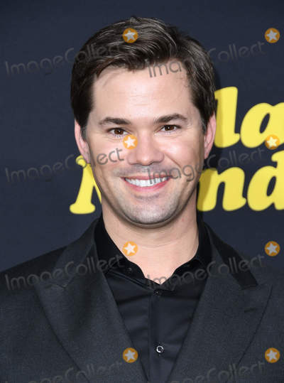Andrew Rannells Photo - 14 January 2019 - Los Angeles California - Andrew Rannells Black Monday Los Angeles Premiere held at The Theatre at Ace Hotel Photo Credit Birdie ThompsonAdMedia