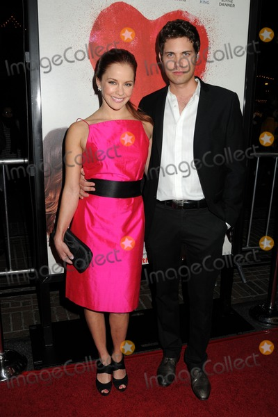 Amy Paffrath Photo - 1 February 2011 - Los Angeles California - Amy Paffrath and Andrew Seeley Waiting For Forever Los Angeles Premiere held at Pacific Theatres at The Grove Photo Byron PurvisAdMedia