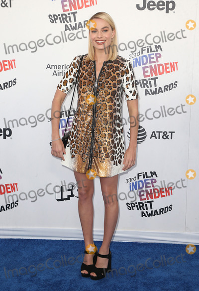 Margot Robbie Photo - 03 March 2018 - Santa Monica California - Margot Robbie 33rd Annual Film Independent Spirit Awards held at the Santa Monica Pier Photo Credit F SadouAdMedia