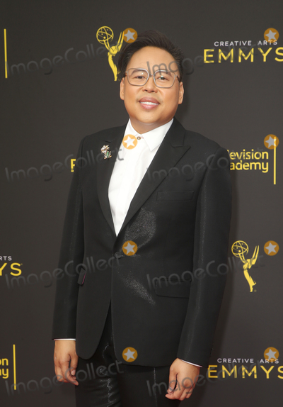 Nico Photo - 15 September 2019 - Los Angeles California - Nico Santos 2019 Creative Arts Emmy Awards Day 2 held at The Microsoft Theater Photo Credit FSadouAdMedia