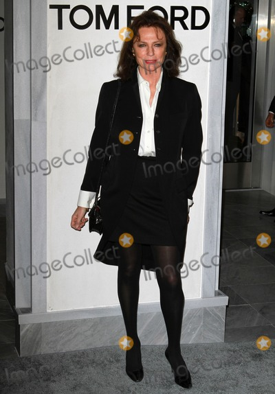 Jacqueline Bisset Photo - 24  Febuary 2011 - Beverly Hills California - Jacqueline Bisset Tom Ford Flagship Store Opening Celebration Held At Tom Ford Store Photo Kevan BrooksAdMedia