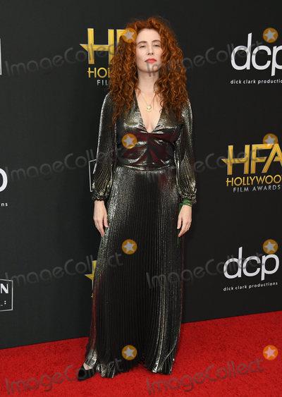 Alma Harel Photo - 03 November 2019 - Beverly Hills California - Alma Harel 23rd Annual Hollywood Film Awards held at Beverly Hilton Hotel Photo Credit Birdie ThompsonAdMedia