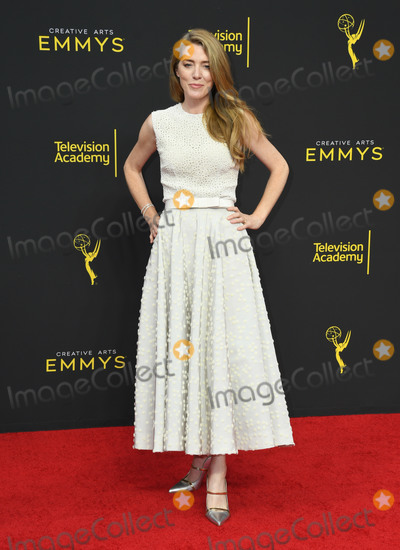 Annabel Jones Photo - 15 September 2019 - Los Angeles California - Annabel Jones 2019 Creative Arts Emmys Awards - Arrivals held at Microsoft Theater LA Live Photo Credit Birdie ThompsonAdMedia