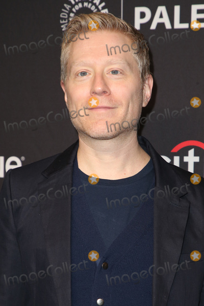 Anthony Rapp Photo - 24 March 2019 - Hollywood California - Anthony Rapp 2019 PaleyFest LA - Star Trek Discovery held at Dolby Theater Photo Credit Faye SadouAdMedia