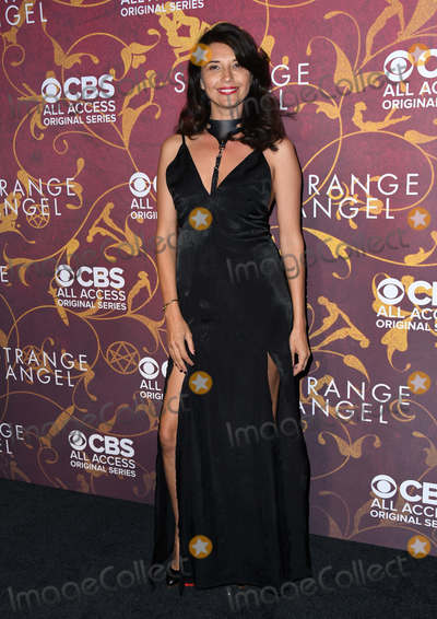 Amara Zaragoza Photo - 04 June 2018 - Hollywood California - Amara Zaragoza CBS All Access Strange Angel Premiere Screening held at Avalon Hollywood  Photo Credit Birdie ThompsonAdMedia