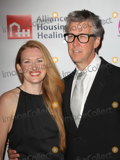 Alan Ruck Photo - 6 October 2013 - Los Angeles California - Mireille Enos Alan Ruck 11th Annual Best In Drag Show  Held at the Orpheum Theatre Photo Credit Kevan BrooksAdMedia