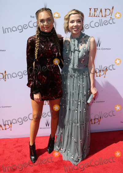 Carly Rae Jepsen Photo - 19 August 2017 - Los Angeles California - Maddie Ziegler Carly Rae Jepsen Leap Los Angeles Premiere held at Pacific Theatres at The Grove Photo Credit F SadouAdMedia