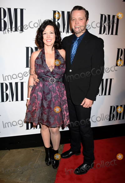 Amanda Shires Photo - 03 November 2015 - Nashville Tennessee - Amanda Shires and Jason Isbell 63rd Annual BMI Country Awards 2015 BMI Country Awards held at BMI Music Row Headquarters Photo Credit Laura FarrAdMedia