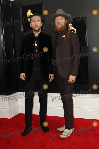 Brothers Osborne Photo - 10 February 2019 - Los Angeles California - TJ Osborne John Osborne Brothers Osborne  61st Annual GRAMMY Awards held at Staples Center Photo Credit AdMedia