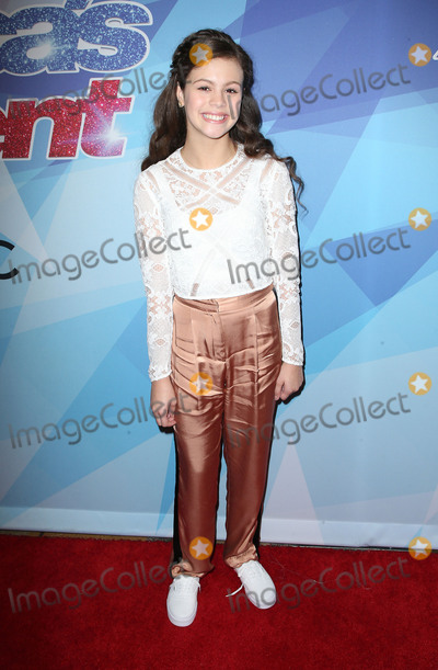 Angelina Green Photo - 29 August 2017 - Hollywood California - Angelina Green NBC Americas Got Talent Season 12 Live Show held at the Dolby Theatre Photo Credit F SadouAdMedia