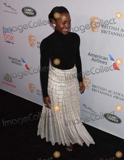Lupita  Nyongo Photo - 25 October 2019 - Westwood California - Lupita Nyongo 2019 British Academy Britannia Awards presented by American Airlines and Jaguar Land Rover held at the Beverly Hilton Hotel Photo Credit Billy BennightAdMedia