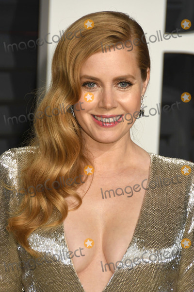 Amy Adams Photo - 26 February 2017 - Beverly Hills California - Amy Adams 2017 Vanity Fair Oscar Party held at the Wallis Annenberg Center Photo Credit Byron PurvisAdMedia