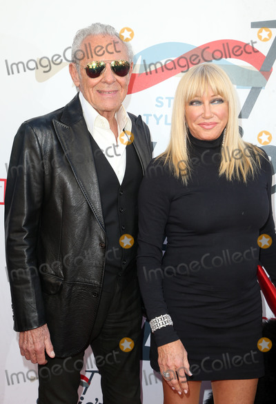 Alan Hamel Photo - LOS ANGELES CA - JANUARY 28 Suzanne Somers Alan Hamel at Steven Tyler and Live Nation presents Inaugural Janies Fund Gala  GRAMMY Viewing Party at Red Studios in Los Angeles California on January 28 2018 Credit Faye SadouMediaPunch