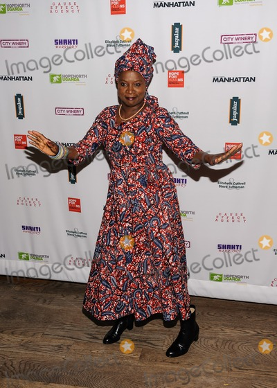 Angelique Kidjo Photo - 01 November 2014 - New York New York- Angelique Kidjo 2014 Hope North Gala Photo Credit Mario SantoroAdMedia