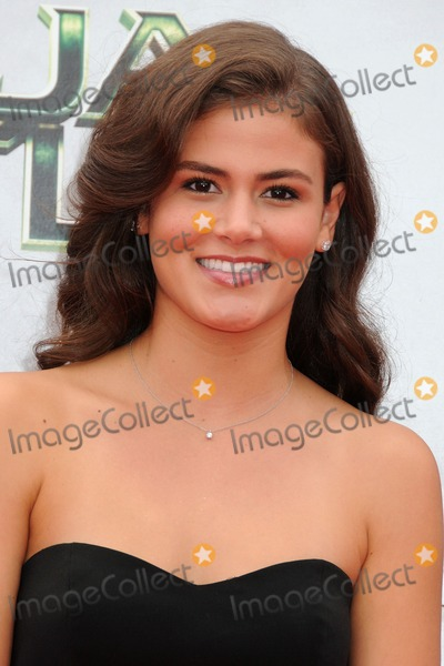Amber Alvarez Photo - 3 August 2014 - Westwood California - Amber Alvarez Teenage Mutant Ninja Turtles Los Angeles Premiere held at the Regency Village Theatre Photo Credit Byron PurvisAdMedia