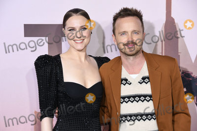 TCL Chinese Theatre Photo - 05 March 2020 - Hollywood California - Evan Rachel Wood Aaron Paul HBOs Westworld Season 3 Los Angeles Premiere held at TCL Chinese Theatre Photo Credit Birdie ThompsonAdMedia