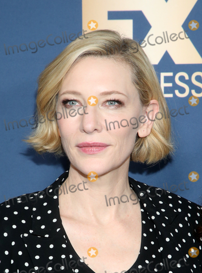 CATE BLANCHETTE Photo - 09 January 2020 - Pasadena California - Cate Blanchett FX Networks Star Walk Winter Press Tour 2020 held at Circa 55 Restaurant in The Langham Huntington Photo Credit FSAdMedia