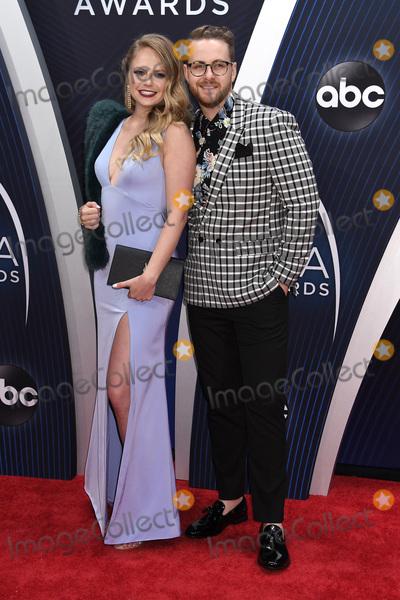 Jordan Reynolds Photo - 14 November 2018 - Nashville Tennessee - Jordan Reynolds 52nd Annual CMA Awards Country Musics Biggest Night held at Bridgestone Arena Photo Credit Laura FarrAdMedia