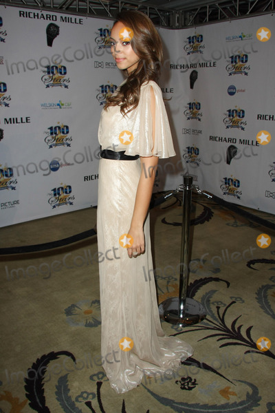 Amber Stevens Photo - 27 February 2011 - Beverly Hills California - Amber Stevens 21st Annual Night of 100 Stars Awards Gala Celebrating the 83rd Annual Academy Awards Held at The Beverly Hills Hotel Photo Tommaso BoddiAdMedia