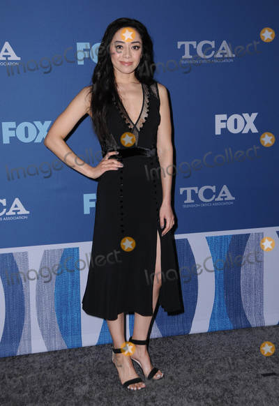 Aimee Garcia Photo - 04 January 2018 - Pasadena California - Aimee Garcia FOX Winter TCA 2018 All-Star Partyheld at The Langham Huntington Hotel in Pasadena Photo Credit Birdie ThompsonAdMedia