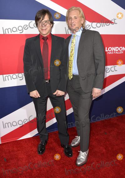 Alan Siegel Photo - 01 March 2016 - Hollywood California - Alan Siegel David Meister London Has Fallen Los Angeles Premiere held at ArcLight Cinemas Cinerama Dome Photo Credit Koi SojerAdMedia