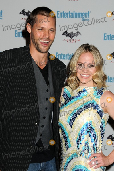 Alexa Havins Photo - 23 July 2011 - San Diego California - Justin Bruening and Alexa Havins 5th Annual Entertainment Weekly Comic-Con Party held at The Hard Rock Cafe Photo Credit Byron PurvisAdMedia