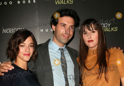 Alex Karpovsky Photo - 2 October 2012 - Hollywood California - Olivia Thirlby Alex Karpovsky Ry Russo-Young HUGO BOSS and The Peggy Siegal Company present the Los Angeles premiere of Magnolia Pictures NOBODY WALKS Held At The ArcLight Hollywood Photo Credit Kevan BrooksAdMedia