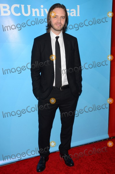 Aaron Stanford Photo - 15 January 2015 - Pasadena California - Aaron Stanford NBCUniversal 2015 TCA Press Tour held at The Langham Huntington Hotel Photo Credit Birdie ThompsonAdMedia