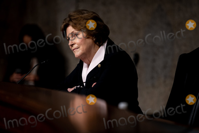 Foreigner Photo - United States Senator Jeanne Shaheen (Democrat of New Hampshire) speaks during at a Senate Committee on Foreign Relations hearing on US Policy in the Middle East on Capitol Hill in Washington DC on September 24 2020 Credit Erin Schaff  Pool via CNPAdMedia
