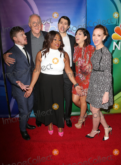 Jayma Mays Photo - 18 January 2017 - Pasadena California - Steven Boyer John Lithgow Nicholas DAgosto Sherri Shepherd Krysta Rodriguez Jayma Mays 2017 NBCUniversal Winter Press Tour held at the Langham Huntington Hotel Photo Credit F SadouAdMedia