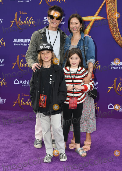 Johnny Knoxville Photo - 21 May 2019 - Hollywood California - Johnny Knoxville Disneys Aladdin Los Angeles Premiere held at El Capitan Theatre Photo Credit Birdie ThompsonAdMedia