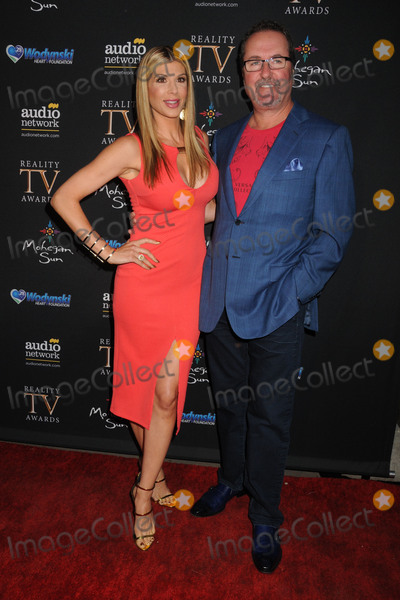 Alexis Bellino Photo - 13 May 2015 - Hollywood California - Alexis Bellino Jim Bellino 3rd Annual Reality TV Awards held at The Avalon-Hollywood Photo Credit Byron PurvisAdMedia