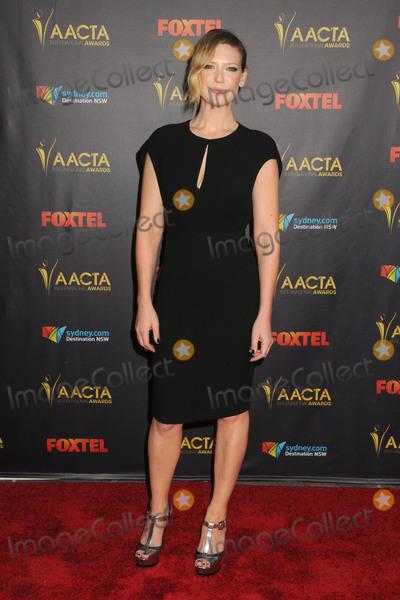 Anna Torv Photo - 29 January 2016 - Hollywood California - Anna Torv 5th Annual AACTA International Awards held at Avalon Hollywood Photo Credit Byron PurvisAdMedia