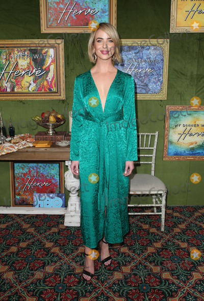 Ashleigh Brewer Photo - 4 October 2018-  Hollywood California - Ashleigh Brewer HBO Films My Dinner With Herve Premiere held at Paramount Studios Photo Credit Faye SadouAdMedia
