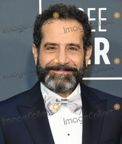 Tony Shalhoub Photo - 12 January 2020 - Santa Monica California - Tony Shalhoub 25th Annual Criticis Choice Awards - Arrivals held at Barker Hangar Photo Credit Birdie ThompsonAdMedia