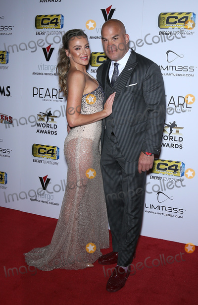 Tito Ortiz Photo - 03 July 2019 - Las Vegas NV - Amber Miller Tito Ortiz 11th Annual Fighters Only World MMA Awards Arrivals at Palms Casino Resort Photo Credit MJTAdMedia