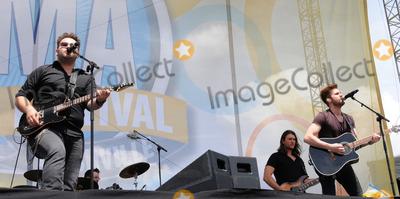 Colton Swon Photo - 05 June 2014 - Nashville Tennessee - The Swon Brothers Zach Swon Colton Swon 2014 CMA Music Festival held at the Chevrolet Riverfront Stage Photo Credit Dara-Michelle FarrAdMedia