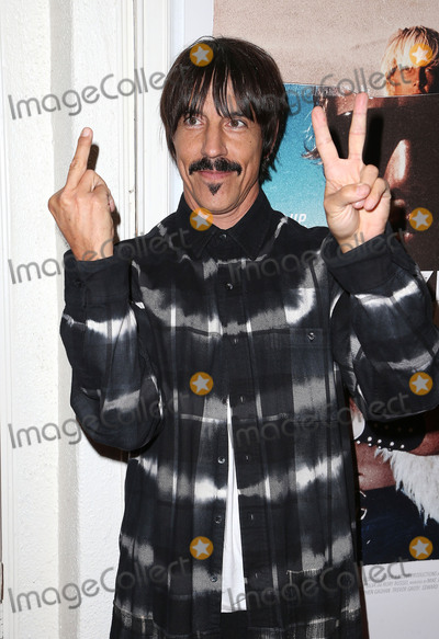 Anthony Kiedis Photo - 01 November 2017 - Santa Monica California - Anthony Kiedis Bunker77 Los Angeles Premiere held at Aero Theater Photo Credit F SadouAdMedia